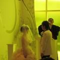 結婚式に行ってきました。