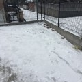 積雪だ2016