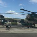 ヘリコプター搭乗体験2016